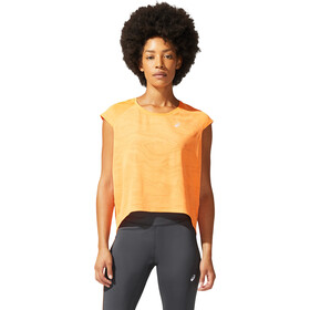 asics Ventilate Afgrøde top Damer, orange